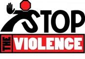 Stop violence !