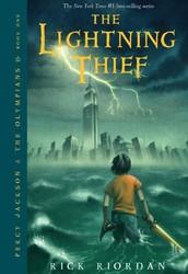 The Lightning Thief (Percy Jackson and the Olympians)- Rick Riordan (2005)