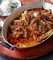 Celery Alla Parmiginana