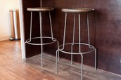 Three Backless Bar Stools- $60 each