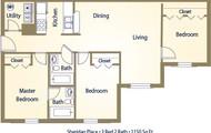 Large Floor plans