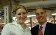 Working on Howard Dean's Presidential Campaign in '03/'04