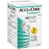 ACCU-CHEK Compact 102 CT