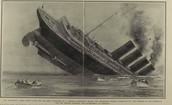 May 7, 1915 - Sinking of the Lusitania