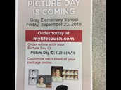 Picture Day is Friday!