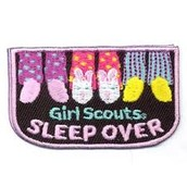 Save the Date for a Mother-Daughter Girl Scout Sleepover!