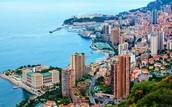 Monaco- Une ville très intéressante
