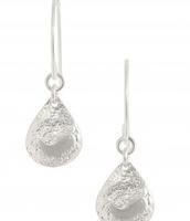 Demi Earrings in silver