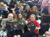 CHS  Yearbook Distribution!