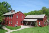 Cracker farm house
