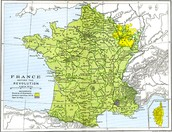 Pircture Of what France  looked like at the time