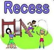 Review Recess Expectations This Week