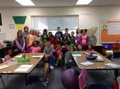 Ms. Coughlin's 5th Grade Class
