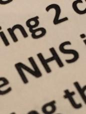 NHS Ceremony