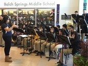 Balch Springs Middle School Band