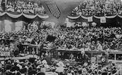 Taft makes an announcement