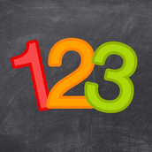 123 Genius - First Numbers and Counting Games for Kids