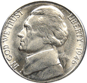 Nickels ( 5 cent coin) only have 25% of real nickel in them
