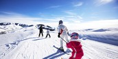 Skiing is a fun, enjoyable, and challenging physical activity!