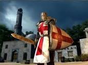 אביר צלבני
