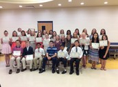 Oak Grove Honor Society