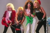 """""""Nothin' But A Good Time"""" by Poison (3:45)"""