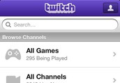About TwitchTV