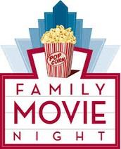 October 9, 2015 6:00 PM - 9:00 PM PTA Movie Night