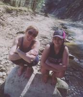 My Step-Mom & I