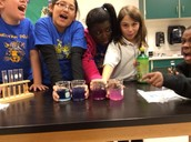 Colorful Chemistry!!