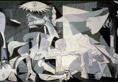 Guernica 1937 (Most Famous Work)