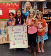 2nd Grade Fairy/Folk Tale Battle Winners