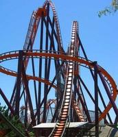 Raging Bull, Six Flags Great America