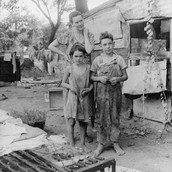 Migrant Family During the Depression