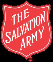 """Para mas informacion de donde poder ayudar contacte """"the Salvation Army"""" en:"""