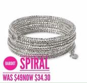 Bardot Spiral