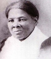 Harriet Tubman escaping