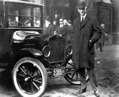 American Car Producer Henry Ford