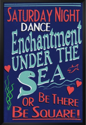 Homecoming Dance - Enchantment Under the Sea