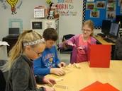 6th Grade: Mr. Potato Head Activity