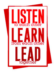 Listen, Learn, Lead Sessions