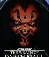 #1 FAVORITE BOOK: THE WRATH OF DARTH MAUL