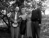 Marilyn & both her parents