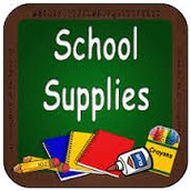 School Supply Packs On Sale Now