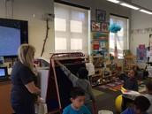 Rekenreks in Kindergarten