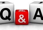 Got Questions?  Here are the answers . . .