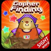 Gopher Sight Words