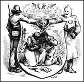 the actions of the ku klux klan on the elections