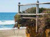 Beach Erosion #1