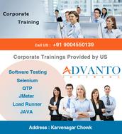 Selenium Corporate Training - Advanto Software